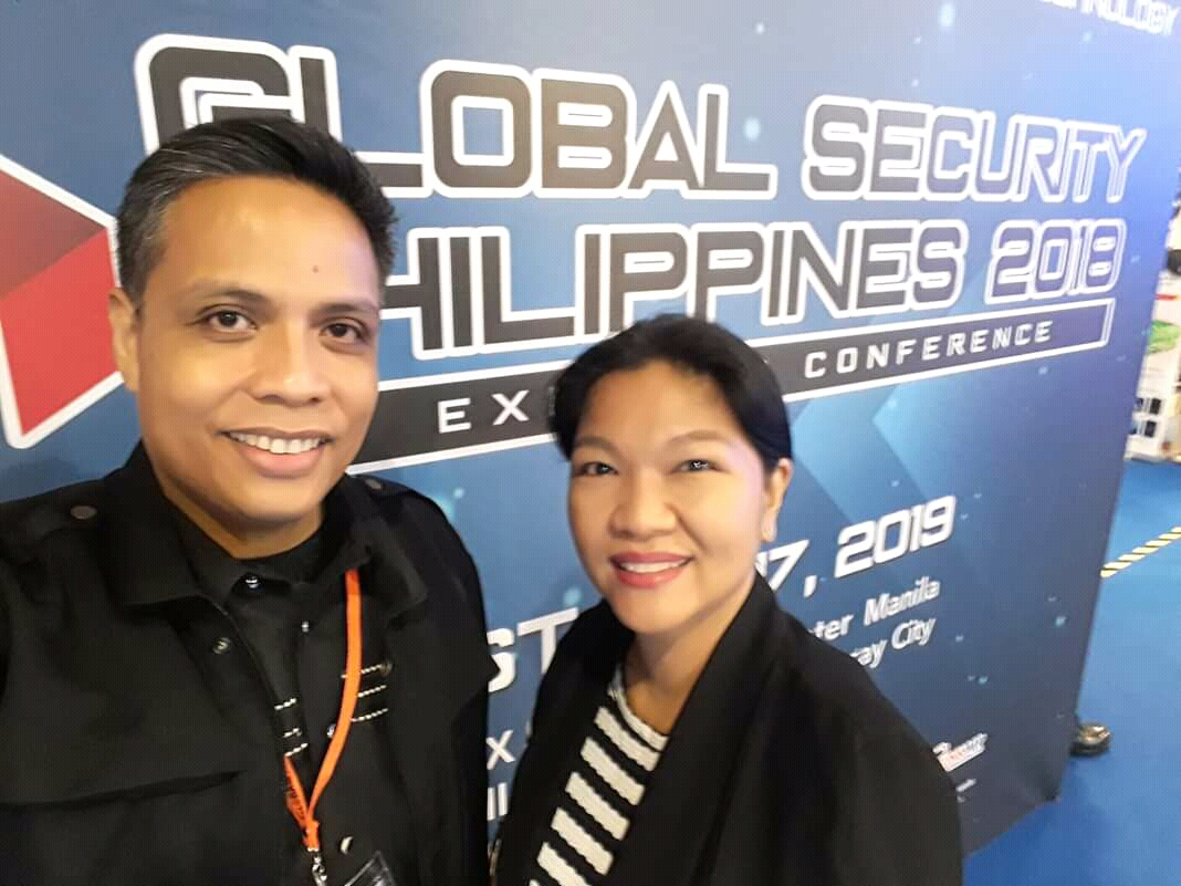 Global Security Conference with Magie Antonio