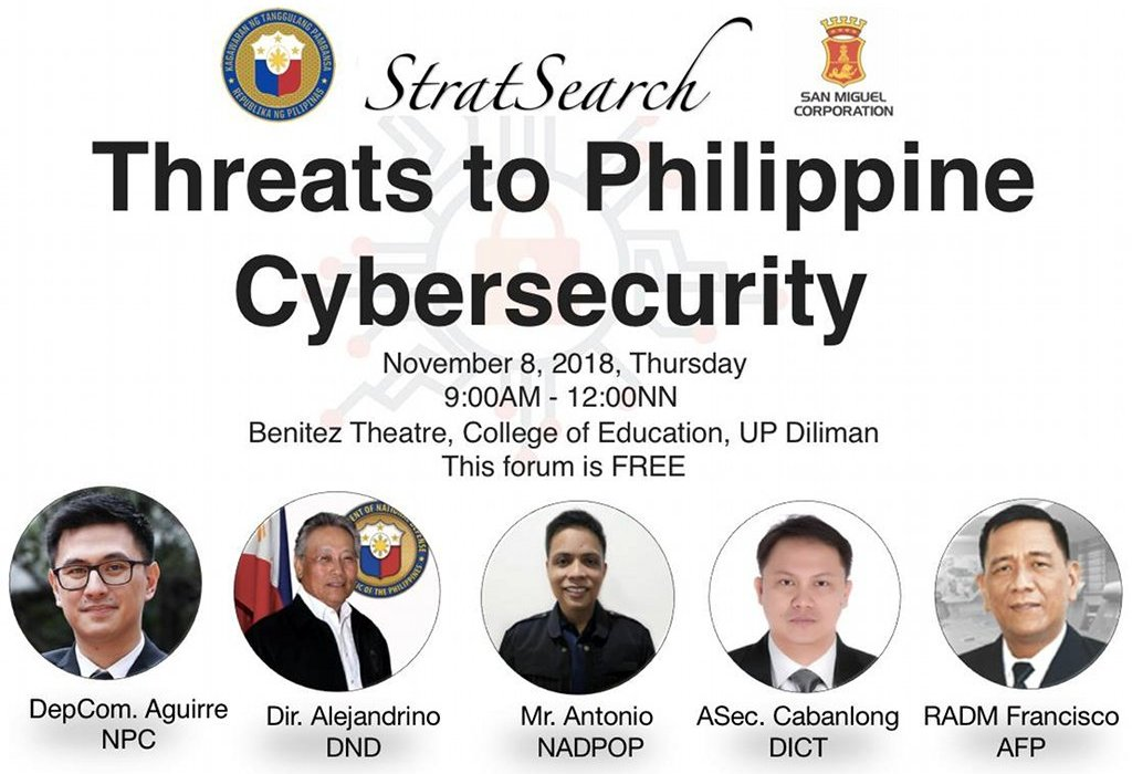 Threats to Philippine Cybersecurity